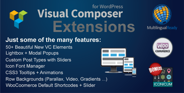 Visual Composer Extensions