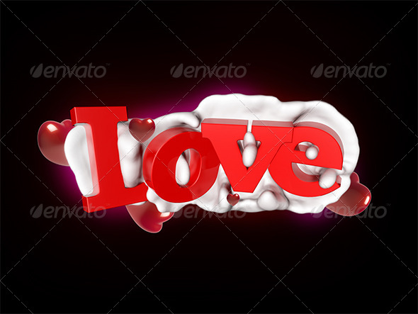 GraphicRiver Love 8688866