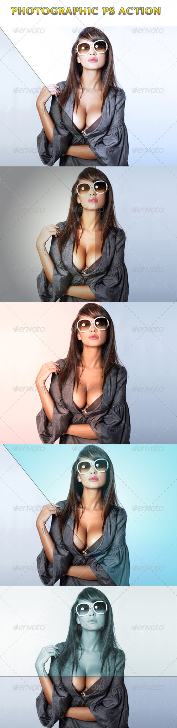 GraphicRiver Photographic PS Action 8688890