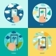 Weather Smart Phone Set - GraphicRiver Item for Sale