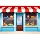 Toys Shop Window - GraphicRiver Item for Sale