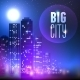 City at Night - GraphicRiver Item for Sale