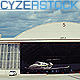Billionaire Hangar with Private Jet - VideoHive Item for Sale