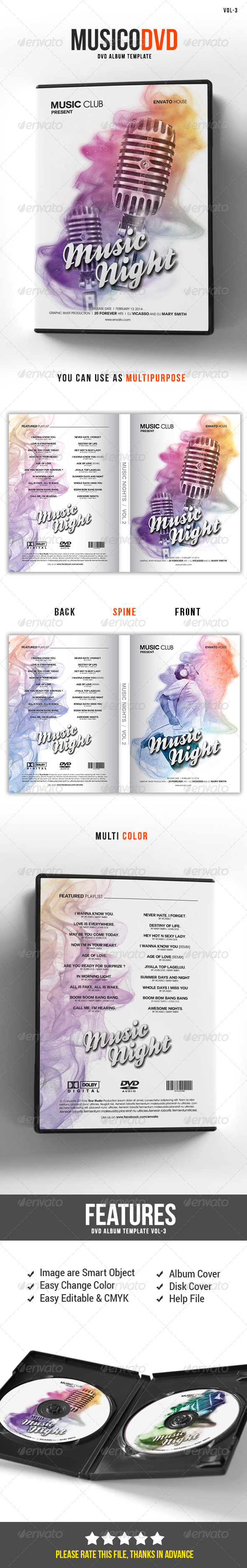 GraphicRiver Musico DVD 8689100