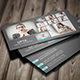 Creative Photography Business Card Template vol.2 - GraphicRiver Item for Sale