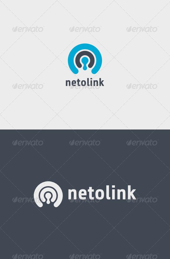 GraphicRiver Netolink Logo 8694529