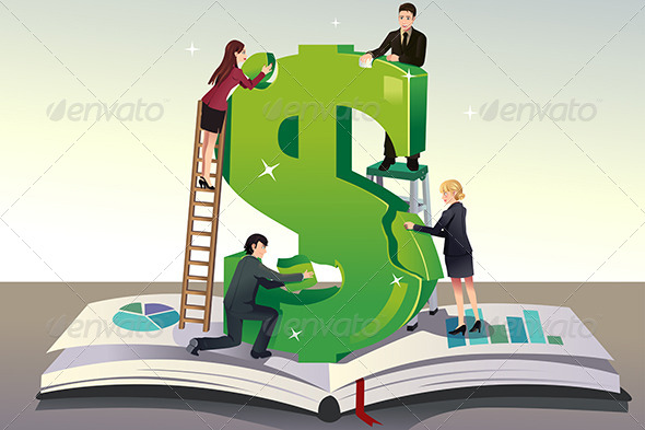 GraphicRiver Business Teamwork Concept 8694711