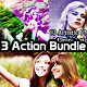 3 Action Bundle - GraphicRiver Item for Sale