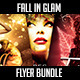 Fall in Glam Flyer Bundle - GraphicRiver Item for Sale