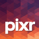 Pixr - Application Landing Page Template