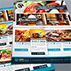 Restaurant Flyer and Menu - GraphicRiver Item for Sale