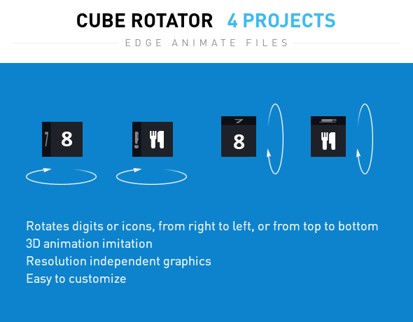 CodeCanyon Cube Rotator 8695800