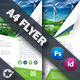 Green Energy Flyer Templates - GraphicRiver Item for Sale