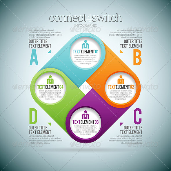 GraphicRiver Connect 4 Switch 8696356
