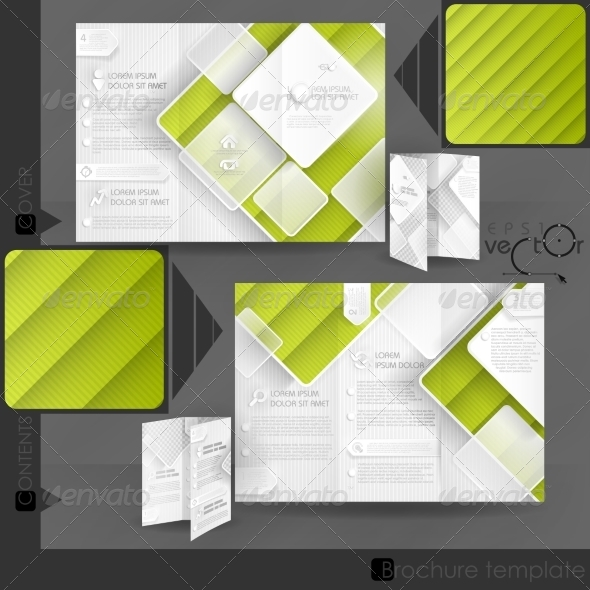 GraphicRiver Business Brochure Template Design 8696480