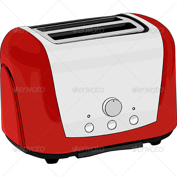 GraphicRiver Toaster 8696518