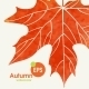 Simple Autumn Background - GraphicRiver Item for Sale