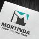 Mortinda Logo Template - GraphicRiver Item for Sale