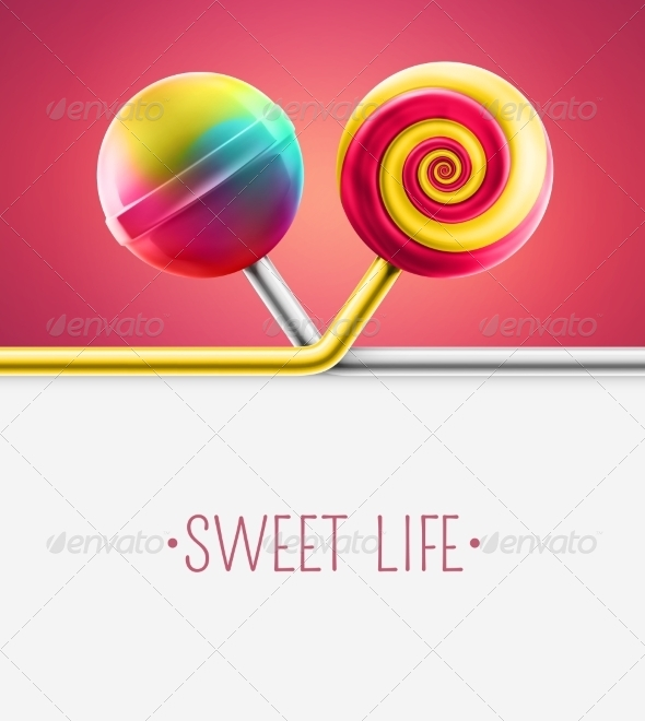 GraphicRiver Sweet Life 8696712