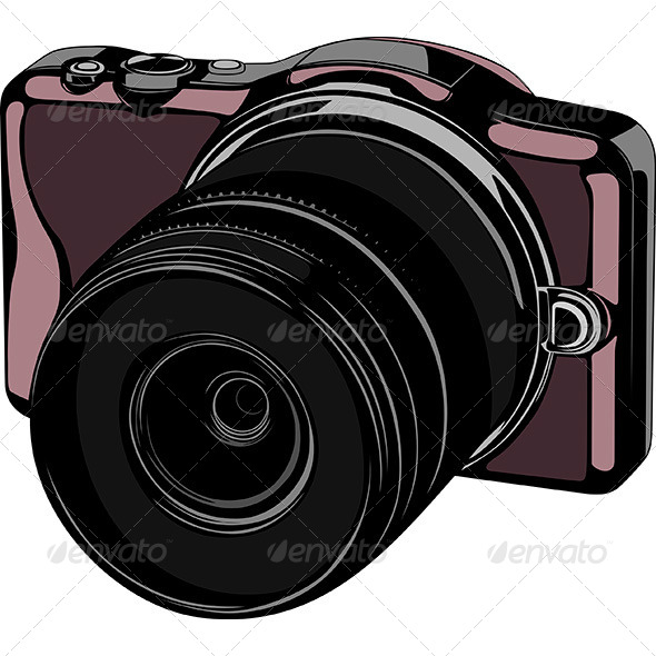 GraphicRiver Camera 8696715