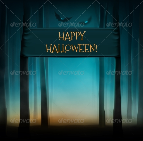 GraphicRiver Happy Halloween 8696720