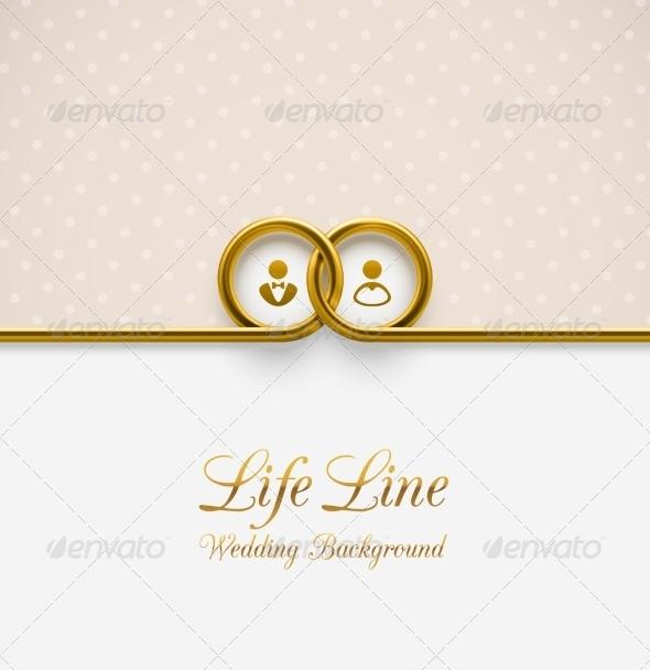 GraphicRiver Wedding Background 8696721