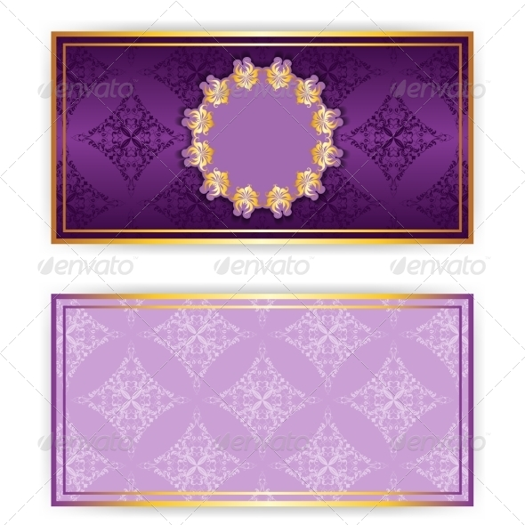 GraphicRiver Vector Royal Template Luxury Invitation 8696770