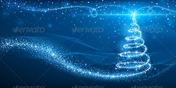 GraphicRiver Christmas Card Illustration 8626756