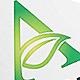 A Leaf Logo - GraphicRiver Item for Sale