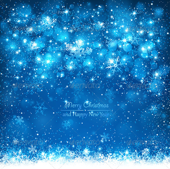 GraphicRiver Christmas Background 8651373