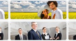 Corporate Motivation Happy Life