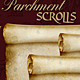 Parchment Scroll. Old Manuscript Paper - GraphicRiver Item for Sale