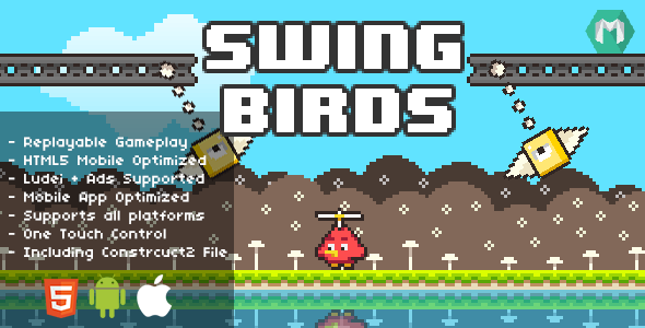 CodeCanyon Swing Birds 8712373