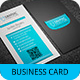 Creative Business Card Template SN-40 - GraphicRiver Item for Sale
