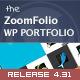 ZoomFolio - WordPress Portfolio Plugin - CodeCanyon Item for Sale