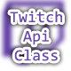 Twitch php class - CodeCanyon Item for Sale