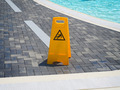Wet floor warning sign - PhotoDune Item for Sale