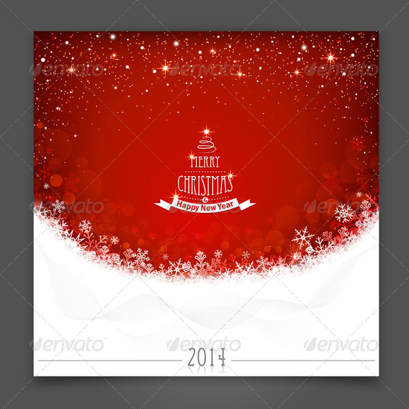GraphicRiver Christmas Banner 8713235