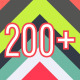 200 Motion Graphics Transitions Pack - VideoHive Item for Sale