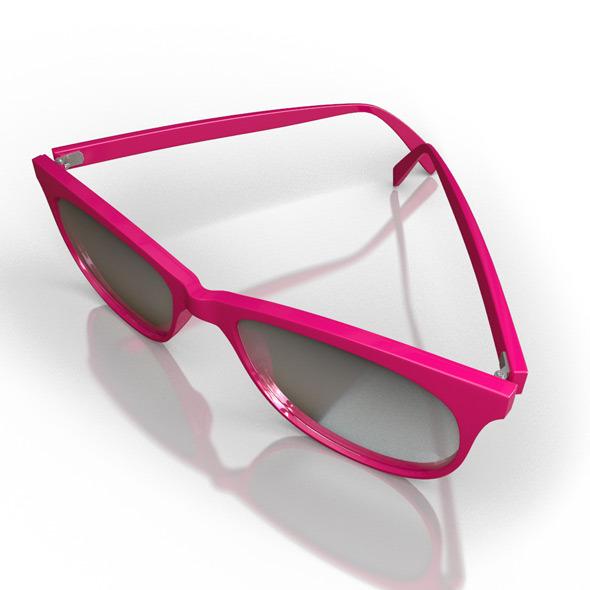 3DOcean Girls Sunglasses 8713610