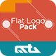Flat Logo Pack - VideoHive Item for Sale