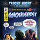 Fright Night Poster and Flyer Template - GraphicRiver Item for Sale