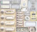 old doorbells - PhotoDune Item for Sale