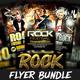 Rock Flyer Bundle Vol.1 - GraphicRiver Item for Sale