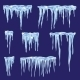 Icicles - GraphicRiver Item for Sale