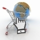 3d shopping online in Internet - PhotoDune Item for Sale