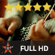 Electric Guitar Being Played in Studio - VideoHive Item for Sale