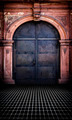 Iron Door Interior Urban Stage - PhotoDune Item for Sale