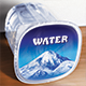 Water Label Aluminium Lid Foil - GraphicRiver Item for Sale