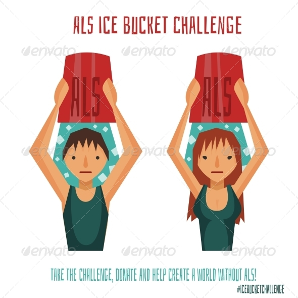 GraphicRiver ALS Ice Bucket Challenge 8715547